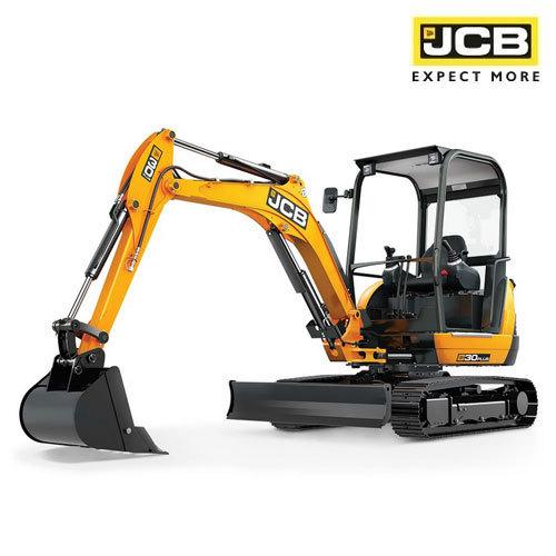 JCB 30 Plus Excavator