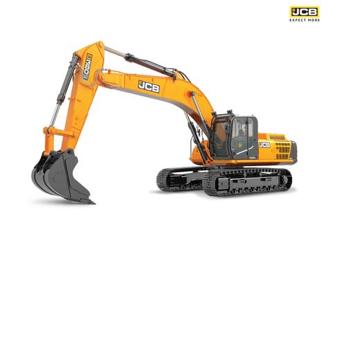 JCB 380LC Quarry Master Excavator
