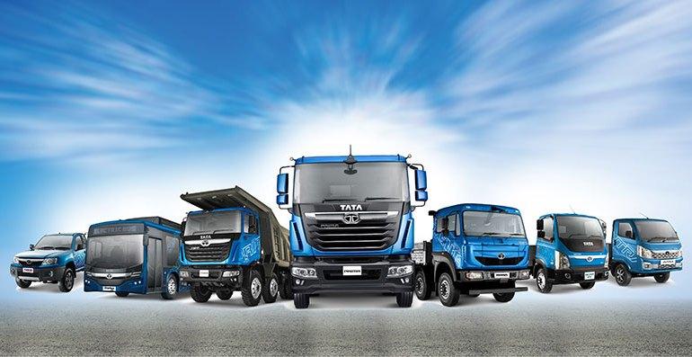 Tata Truck Price