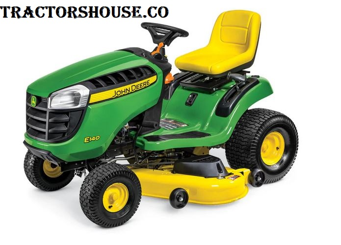 john deere 140 lawn tractor