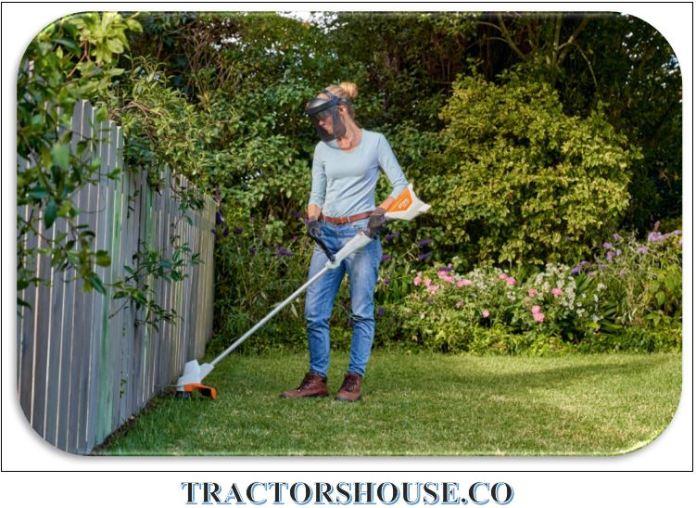 best yard trimmer