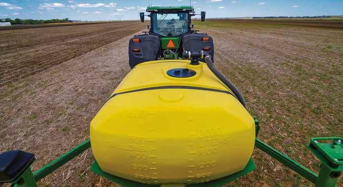 2022 John Deere Planter