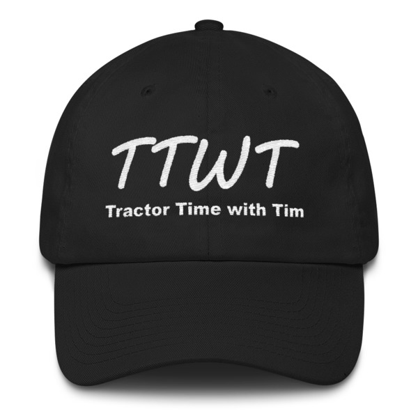 TTWT Cotton Cap