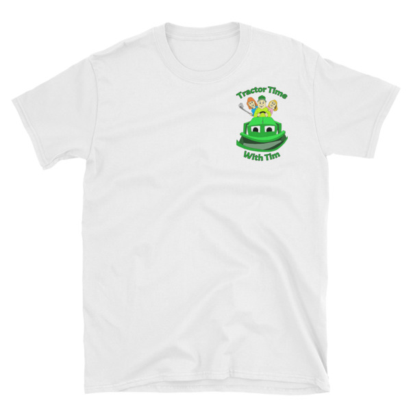 TTWT Small Lettered Logo T-Shirt