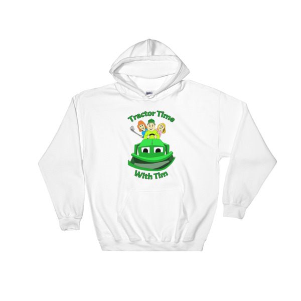 TTWT Gildan Lettered Hooded Sweatshirt