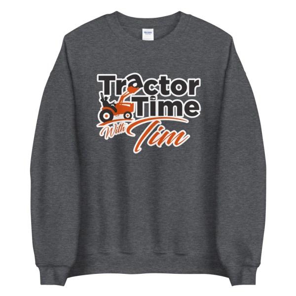 Unisex TTWT Sweatshirt – Orange Logo