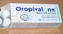 OROPIVALONE BACITRACINE