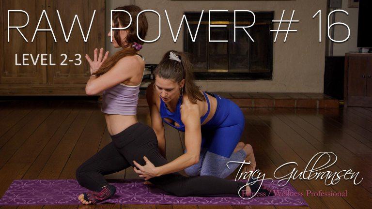 Power Yoga class online