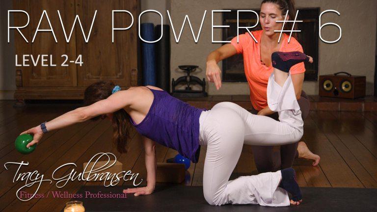 Tracy's Power Yoga