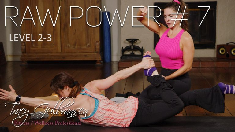 Online Power Yoga, Tracy Gulbransen