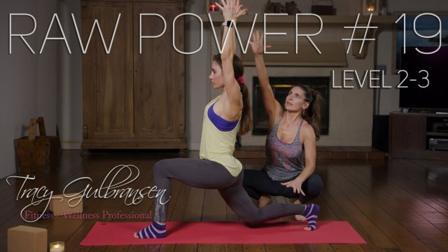 Power Yoga with Tracy Gulbransen