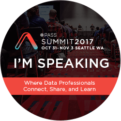 PASS Summit 2017