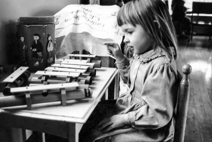 Montessori school music