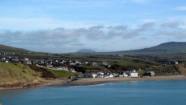 Aberdaron on the westerly end of the Llyn