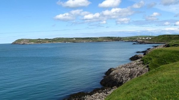 The stunning scenery of north Anglesey