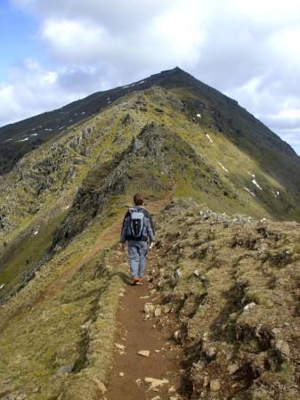 Snowdon, Cambrian Way