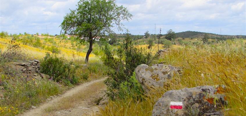 The Via Algarviana: Alcoutim to Balurcos
