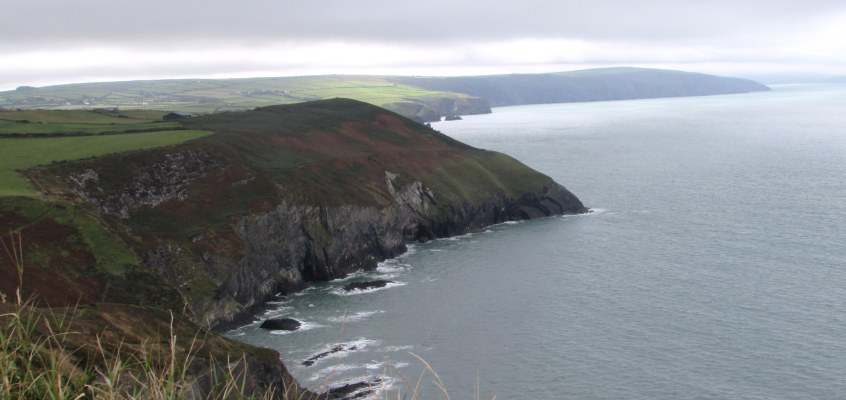 Pembrokeshire: Ceibwr Bay and Cemaes Head