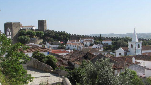 Obidos, Obidos castle