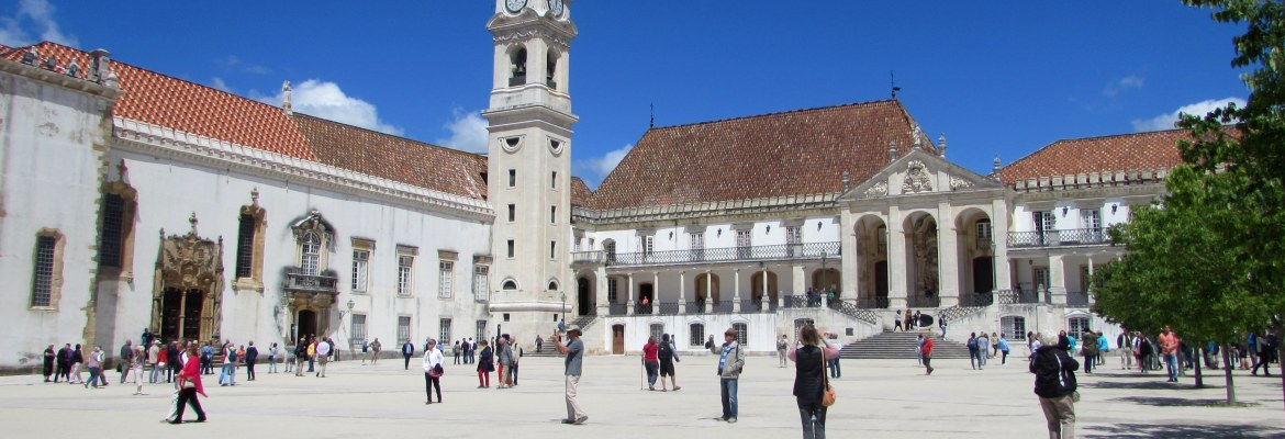 Central Portugal: Torre da Universidade de Coimbra
