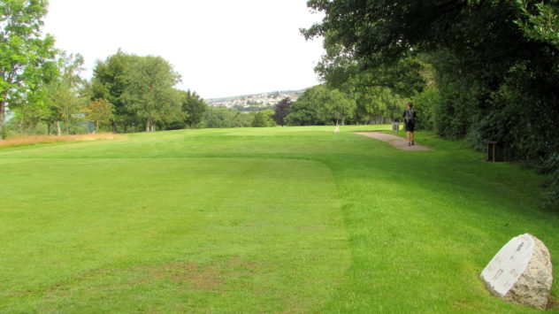 Newport Golf Club, Newport, South Wales