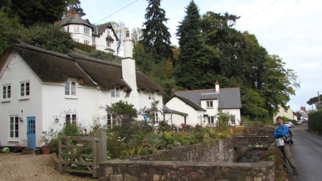 Porlock, Exmoor National Park