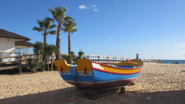 Armacao de Pera, Algarve, Portugal
