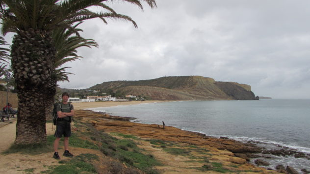 Praia da Luz, Western Algarve, Portugal