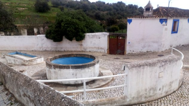Historic Alcantarilha, Algarve, Portugal