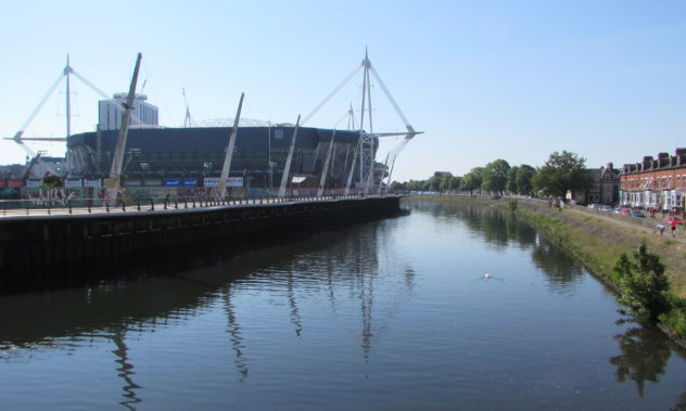 Millennium Stadium, Cardiff, South Wales, UK