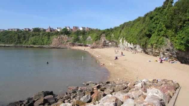 Jackson's Bay, Barry, Wales Coast Path, Wales