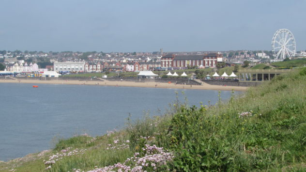 Whitmore Bay, Barry Island, Vale of Glamorgan, South Wales