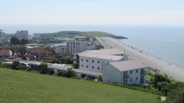 The Knap, Barry, Vales of Glamorgan, South Wales