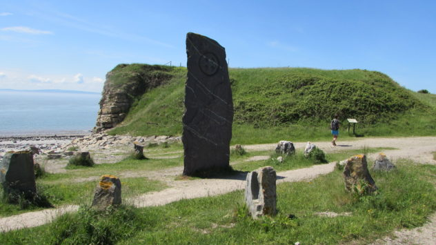 Rhoose Point, Glamorgan Heritage Coast, South Wales