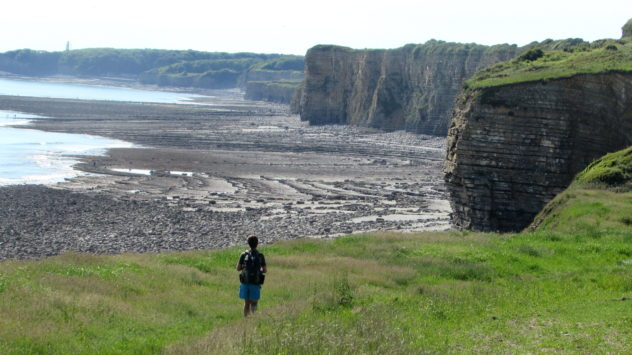 Glamorgan Heritage Coast, Llantwit Major, Vale of Glamorgan, South Wales
