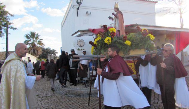 The Festa das Choriças, Querença, Algarve