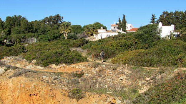 Caminho dos Promontórios, Carvoeira, Algarve