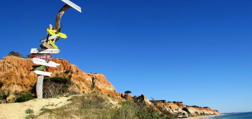Central Algarve – Olhos to Vilamoura