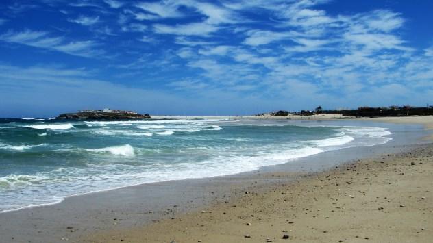 Baleal beach, Peniche, Silver Coast, Portugal