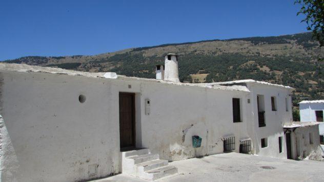 Capileira, Alpujarras, Sierra Nevada, Andalusia