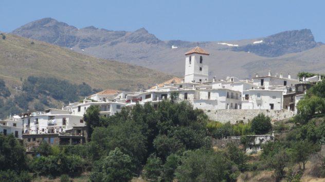 Capileira, Alpujarros, SIerra Nevada, Granada, Spain