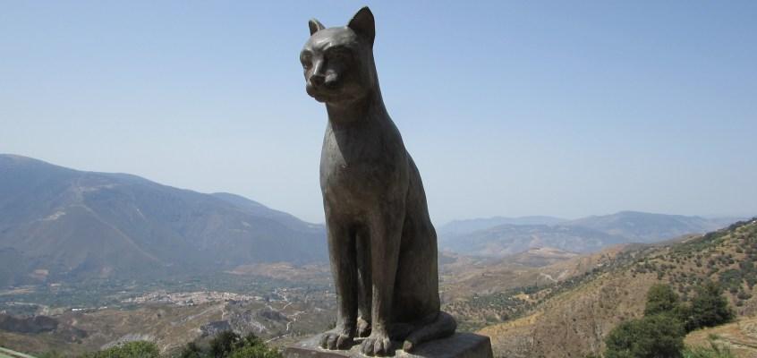 Andalusia: Órgiva to Soportújarcircular