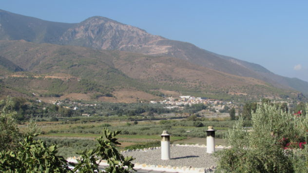 Los Tablones, Orgiva, Alpujarras, Andalusia