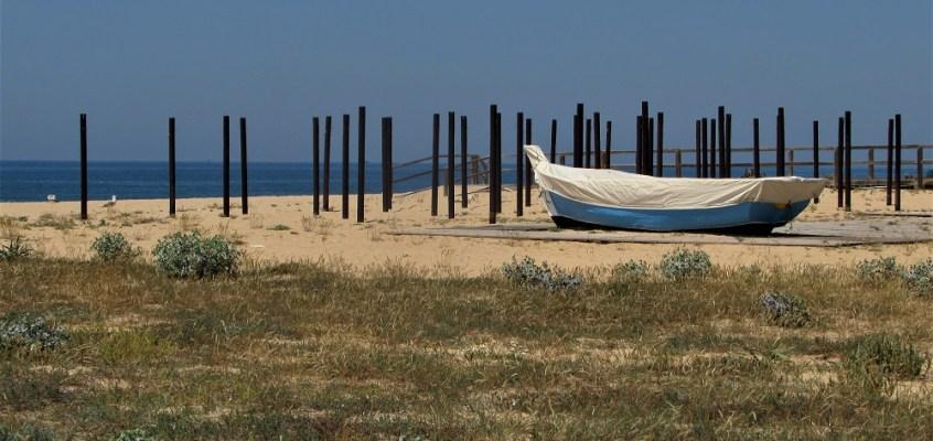 Central Algarve: Praia Grande de Pêra