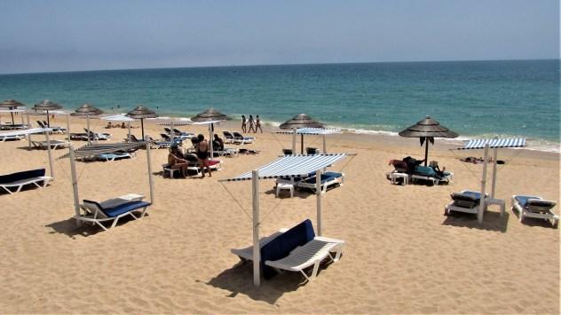 Praia Grande de Pêra, Armação de Pêra, Algarve, Portugal