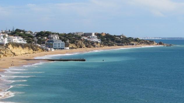 Albufeira beach, Algarve
