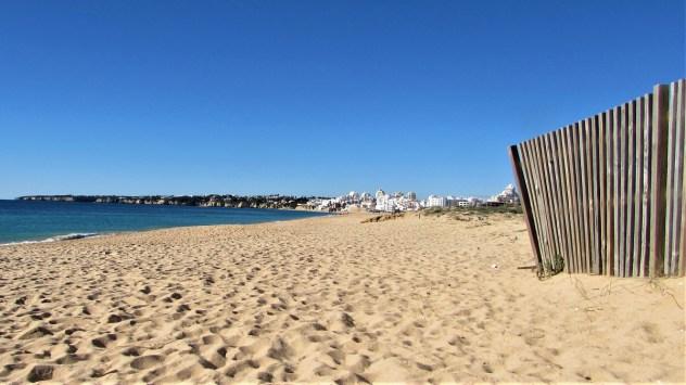 Armação de Pera, Central Algarve