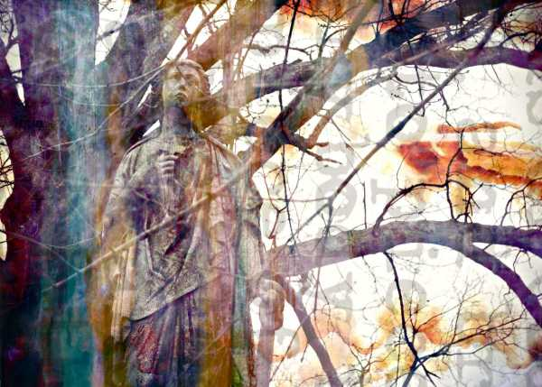 Echoes of you scaled Tracy Casagrande Clancy Encaustic Mixed Media