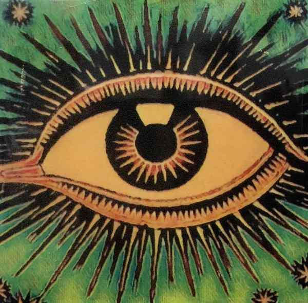 Third Eye Tracy Casagrande Clancy Encaustic Mixed Media