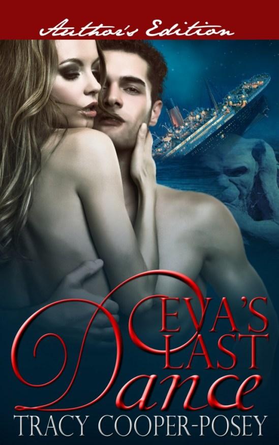 Eva's Last Dance, Tracy Cooper-Posey, vampire romance, vampire, romance, romance story, erotica, erotic romance, paranormal romance, demon hunter, gargoyle, indie author, short story,